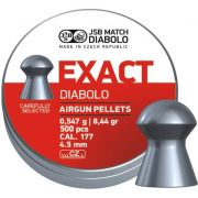 plombs 4,5 mm JSB Exact Diabolo