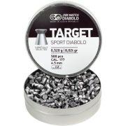 plombs 4,5 mm JSB Target Sport Diabolo