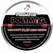 plombs 4,5 mm Predator Polymag