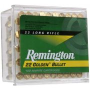 Remington 22LR Golden Bullet