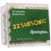 Remington 22LR Subsonic