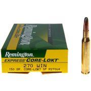 Remington 270 Win SP 150 gr