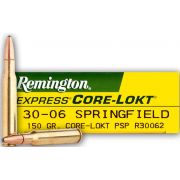 Remington 30-06 PSP 150gr