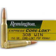Remington 308 Win PSP 150gr