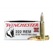 Winchester 222 remington soft point