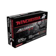 Winchester 270 Win Accubond CT