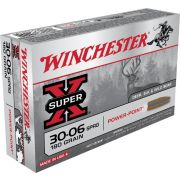 Winchester 30-06 Power Point 180 gr