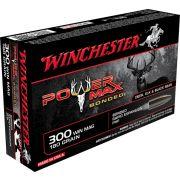 cartouche à balle Winchester 300 WM Power Max 180 gr