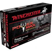 cartouches à balle Winchester 7RM Power Max Bonded